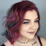 10 Amazing Haircuts For Round Faces Hair Adviser Good Haircuts For Fat Faces