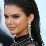 10 Beautiful Long Hairstyles You Need To Try This Fall Jenner Long Slicked Back Hair
