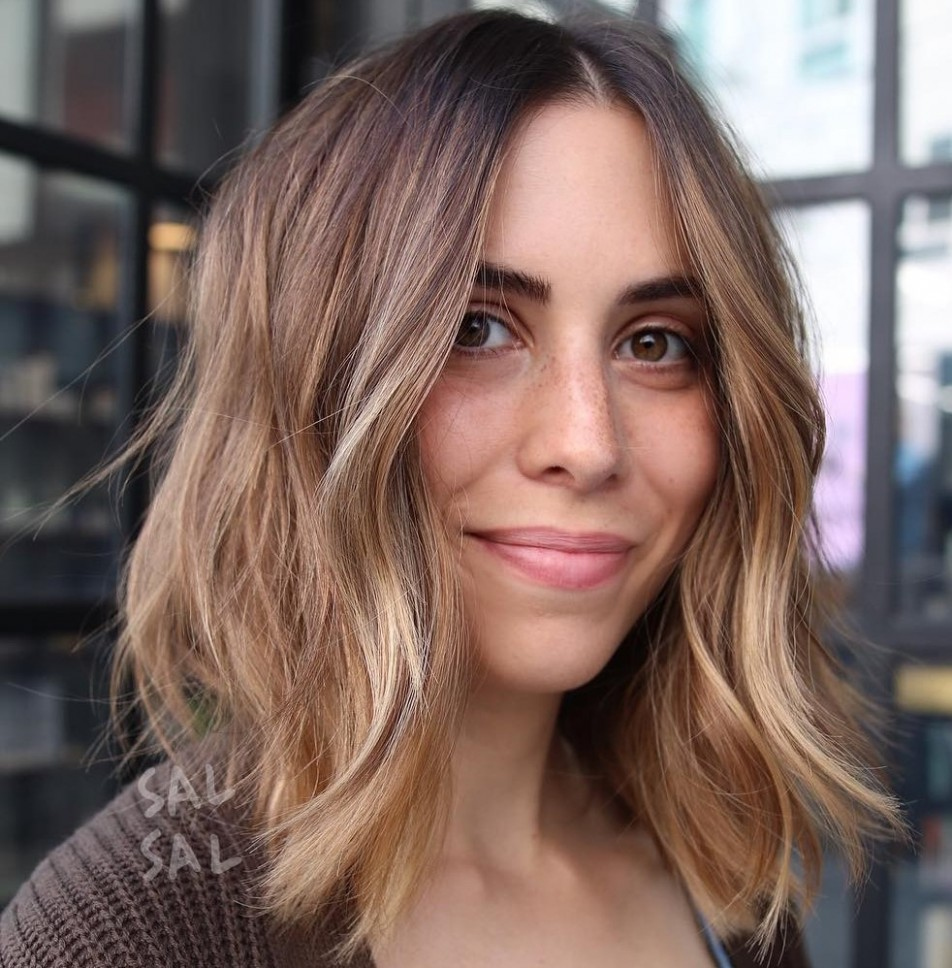 10 Best Haircuts For Long Faces In 10 Hair Adviser Best Long Haircuts