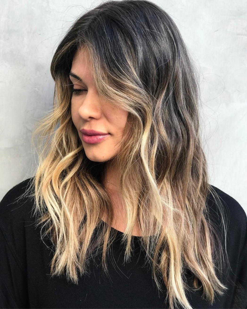 10 Best Haircuts For Long Faces In 10 Hair Adviser Face Frame Haircuts For Long Hair