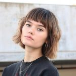 10 Best Haircuts For Square Faces That Definitely Work Hair Adviser Square Face Bangs