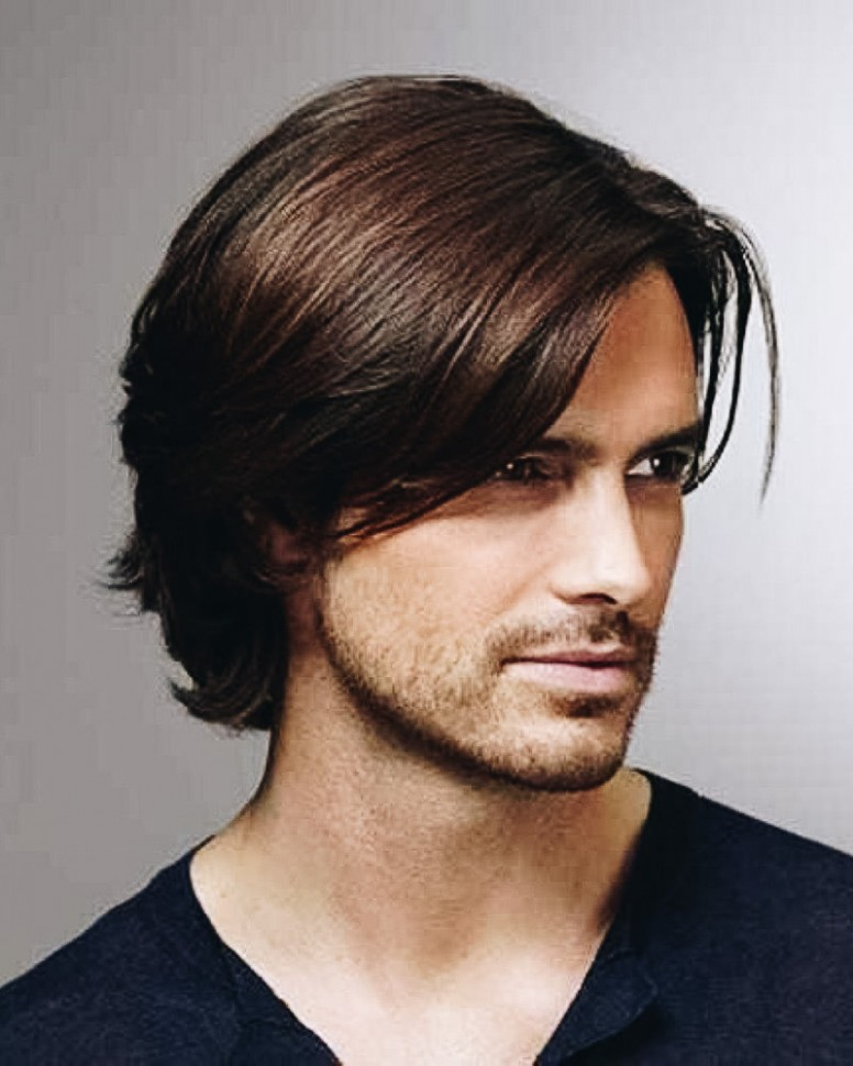 10 Best Medium Length Haircuts For Men And How To Style Them Medium Length Hair Men