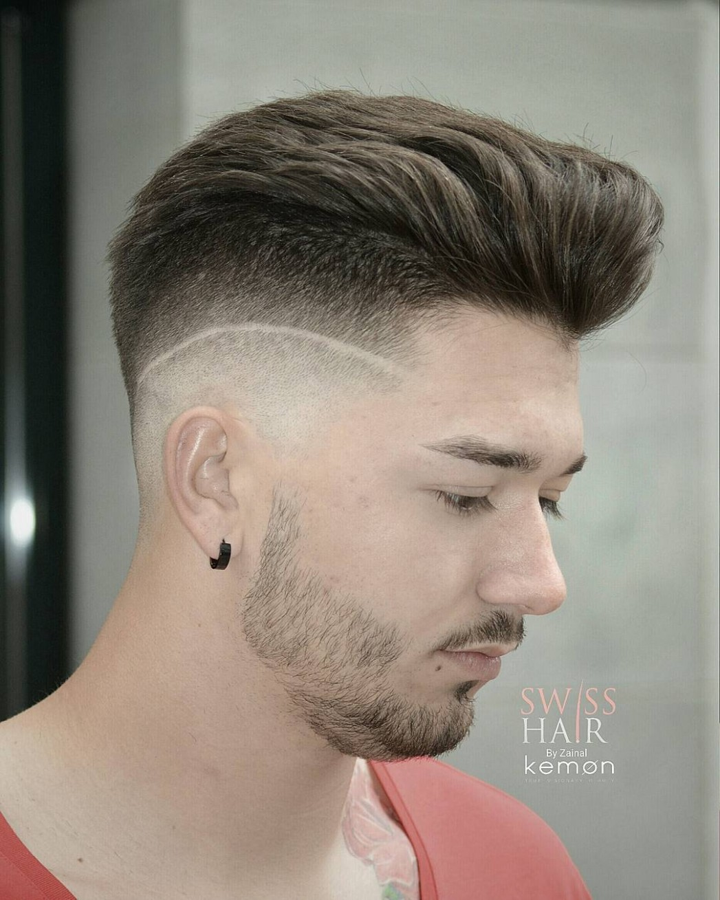 10 Best Medium Length Hairstyles And Haircuts For Men 10 Spiky Hairstyles For Medium Length Hair
