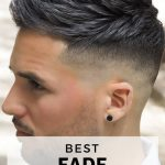 10 Best Men's Fade Haircuts: The Different Types Of Fades (10 Mens Haircut Fade Long On Top