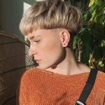 10 Best Mushroom And Bowl Cut Hairstyles For Women In 10 Curly Hair Bowl Cut