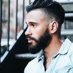 10 Best Short Haircuts: Men's Short Hairstyles Guide With Photos Short Sides Long Top Haircut Name