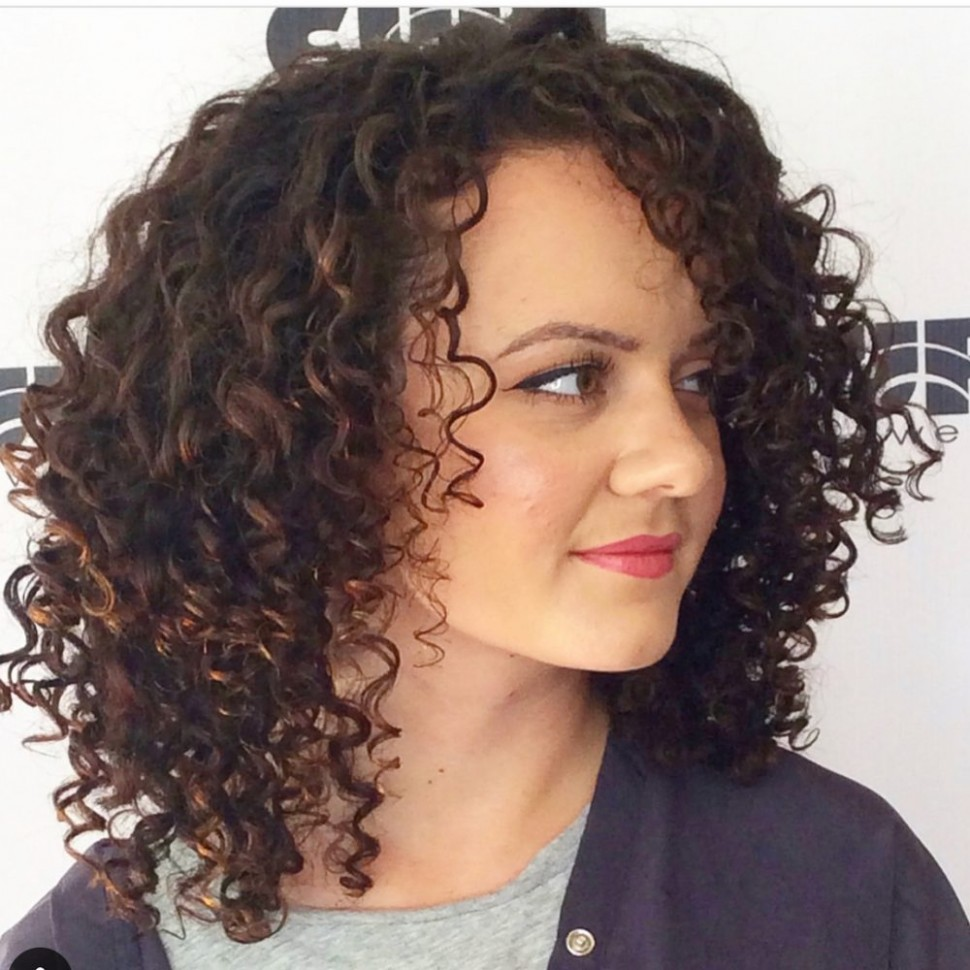 10 Best Shoulder Length Curly Hair Cuts & Styles In 10 Hairstyles For Very Curly Hair