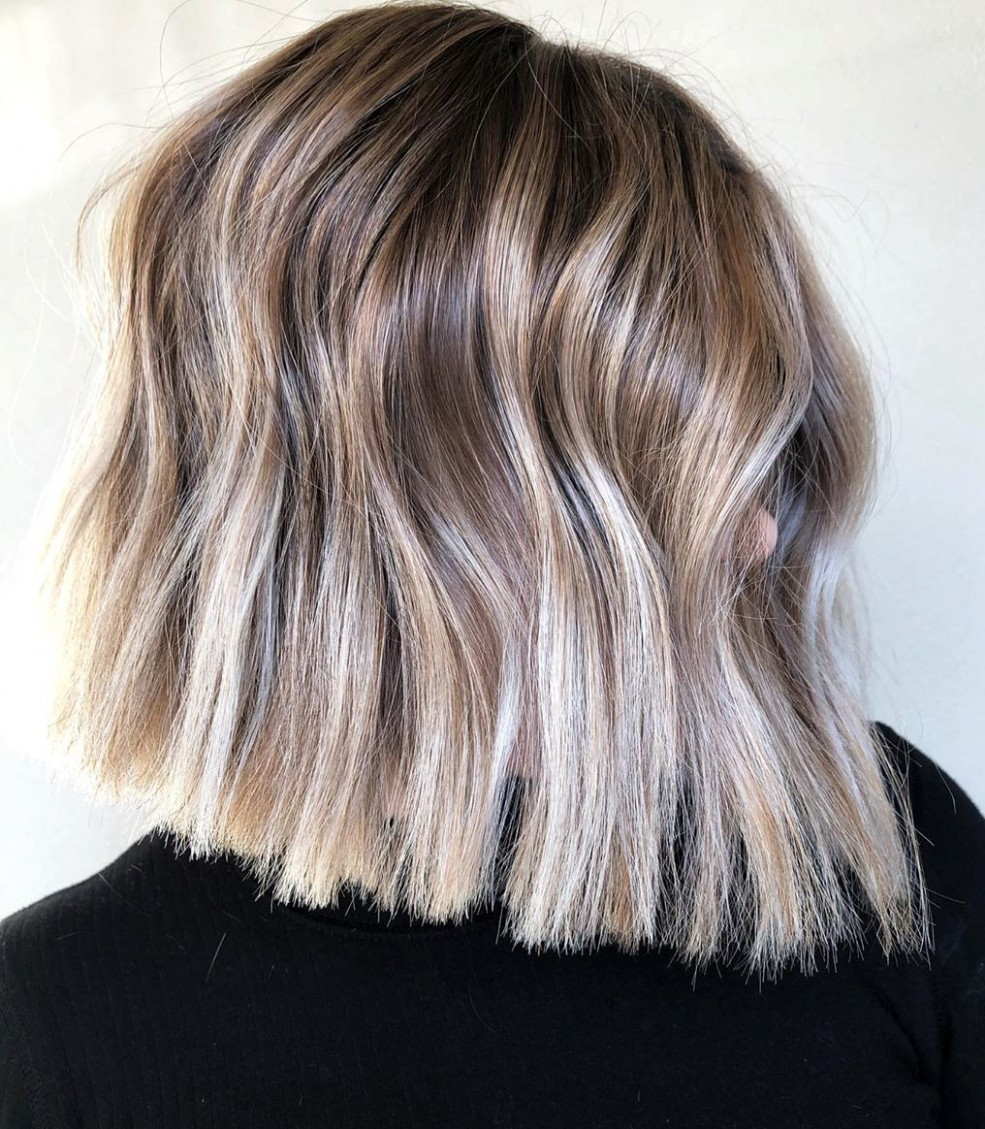 10 Blunt Cuts And Blunt Bobs That Are Dominating In 10 Hair Blunt Hair Cut Long