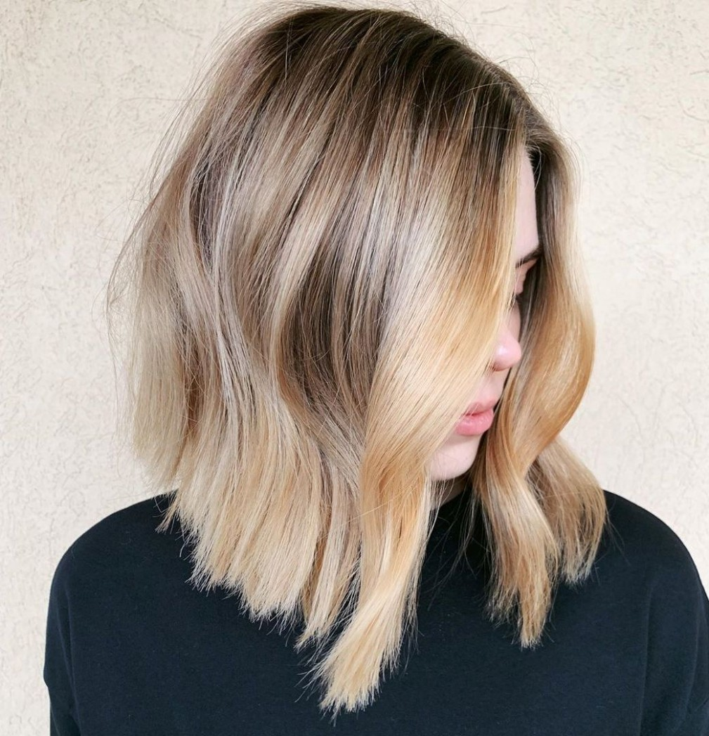 10 Blunt Cuts And Blunt Bobs That Are Dominating In 10 Hair Blunt Hairstyles