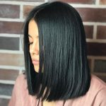 10 Blunt Haircuts That Are Shear Perfection Medium Hair Styles Blunt Hairstyles