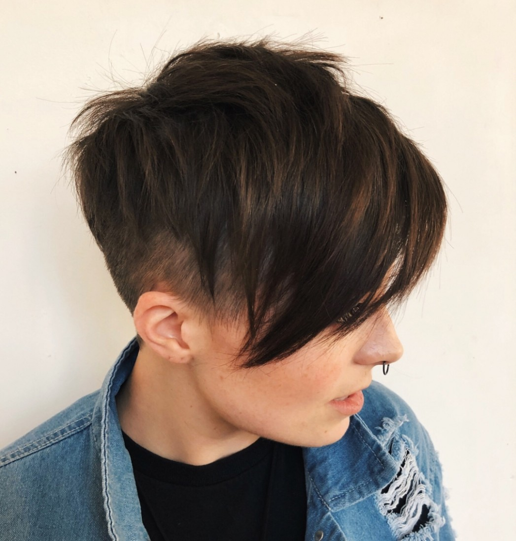 10 Bold Androgynous Haircuts For A New Look Androgynous Haircuts For Round Faces