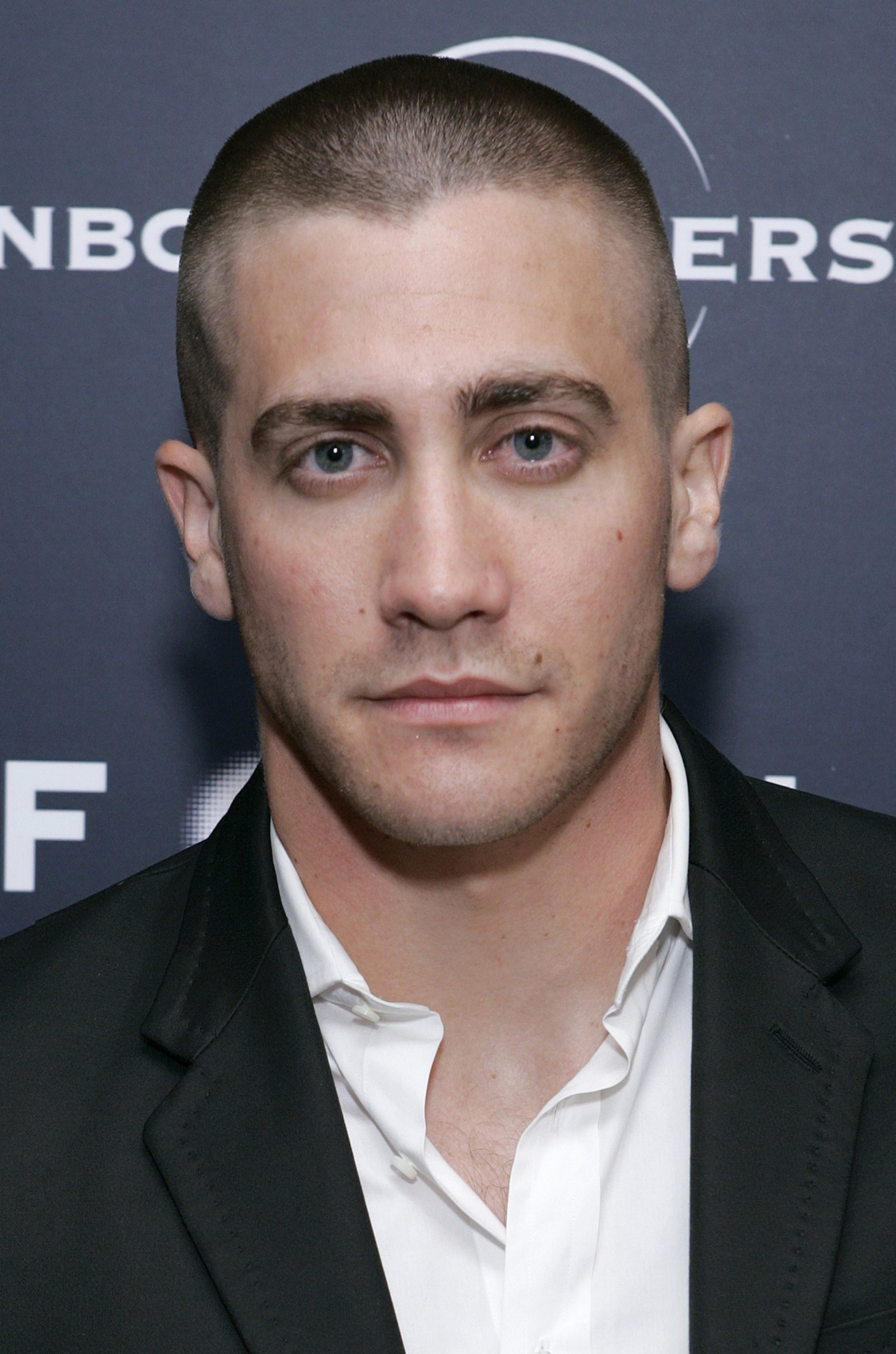 10 Buzz Cuts That Will Convince You To Shave Your Head GQ Buzz Cut Round Face