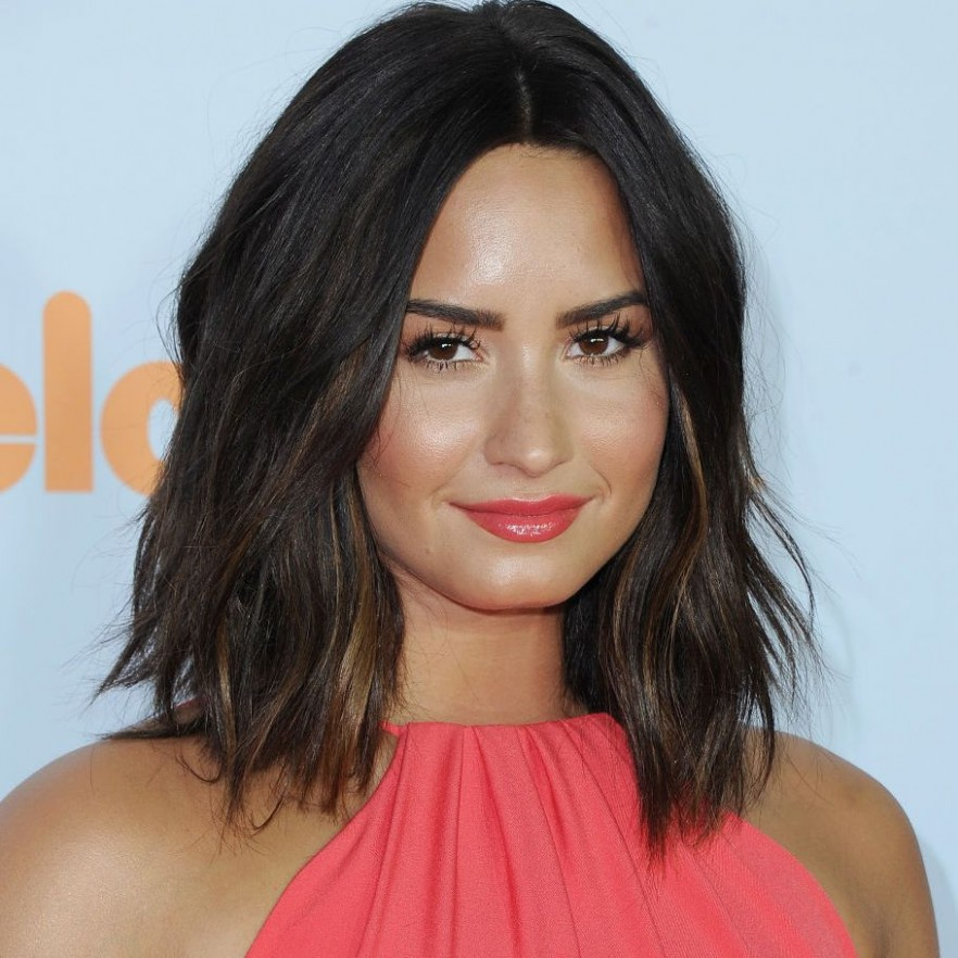 10 Celeb Inspired Bob Haircuts For Different Face Shapes Long Bob For Round Face