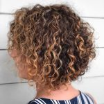 10 Curly Bob Ideas – Top 10's Hairstyles For Every Type Of Curl Permed Bob Hair