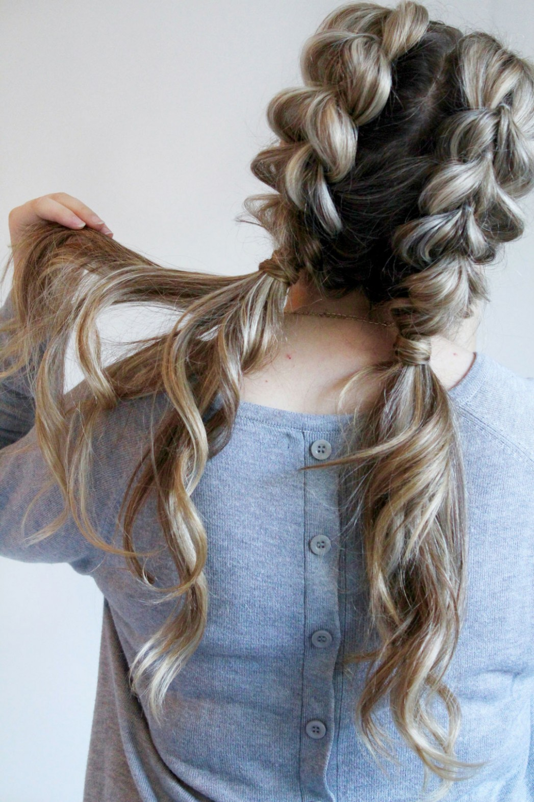 10 Easy And Cute Hairstyles For Curly Hair Southern Living Easy Hairstyles For Curly Frizzy Hair
