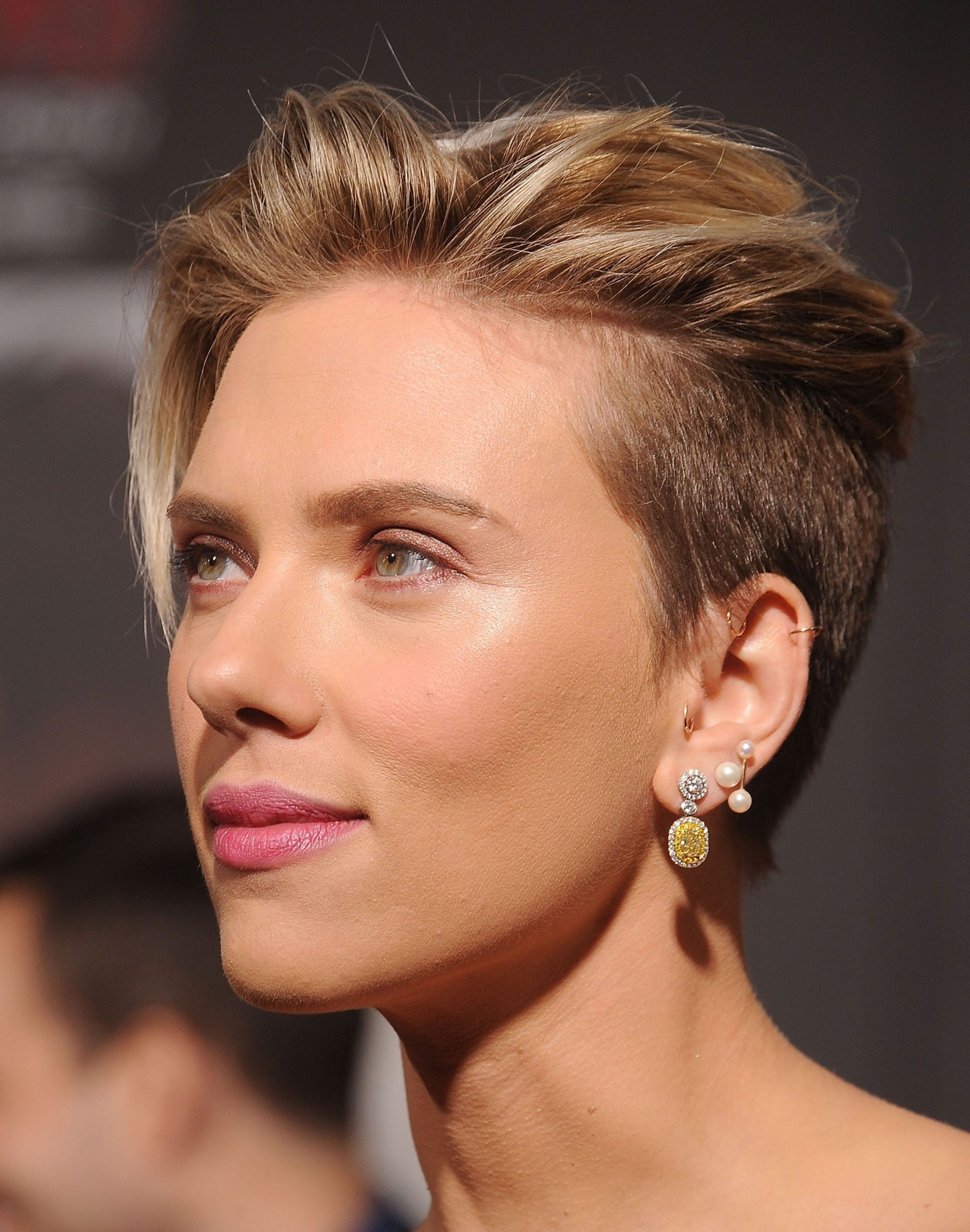 10 Famous Women Whose Hair Should Really Get More Attention Celebrity Short Hairstyles