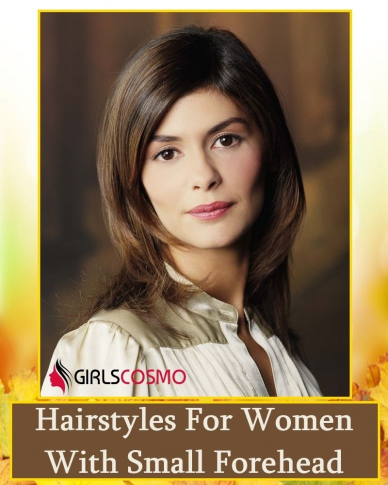10 Fun Hairstyles For Women With Small Forehead Small Forehead Short Forehead Hairstyles