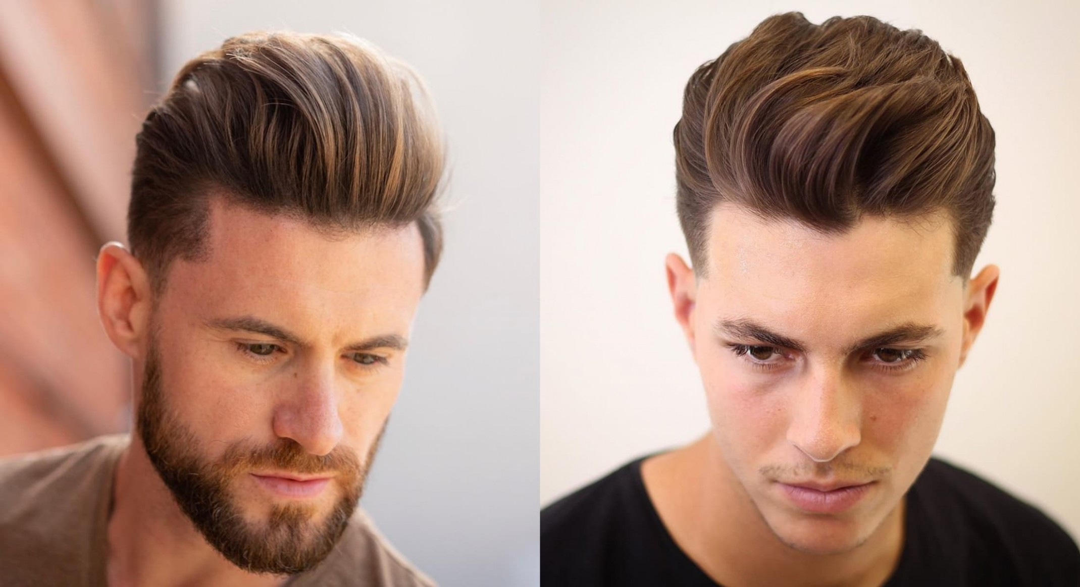 10 Gorgeous Quiff Hairstyles For Men Of All Ages StylesRant Short Quiff