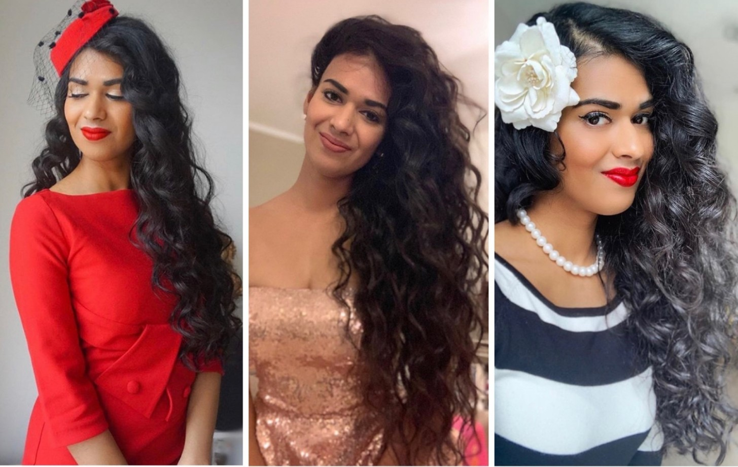 10 Greatest Vintage Long Hairstyle Hits Oriental Spice And Some Retro Hairstyle For Long Hair