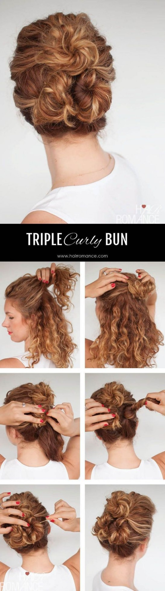 10 Hairstyles To Tame Frizzy Or Curly Hair Stay At Home Mum Easy Hairstyles For Curly Frizzy Hair