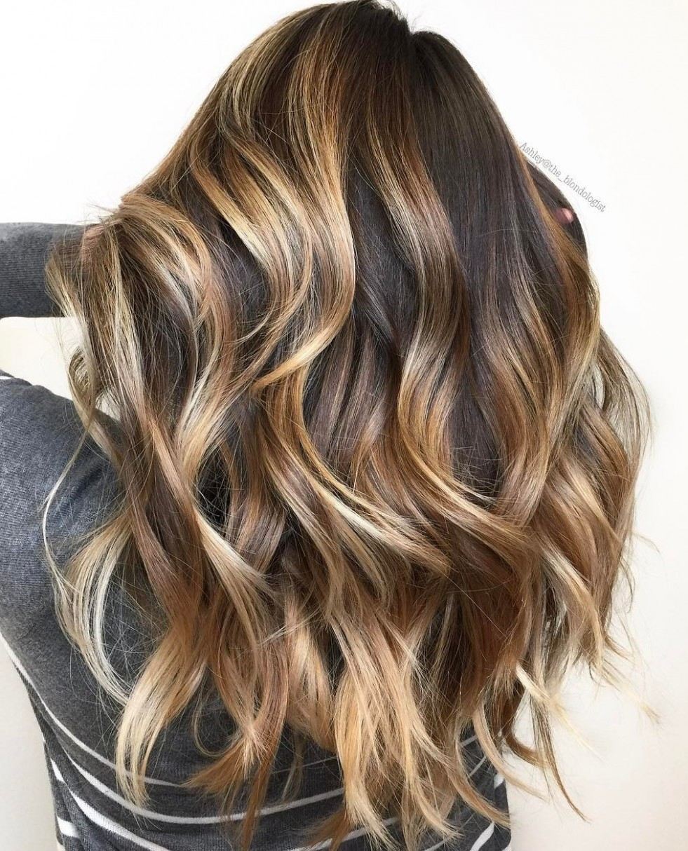 10 Head Turning Haircuts And Hairstyles For Long Thick Hair Long Thick Hairstyles
