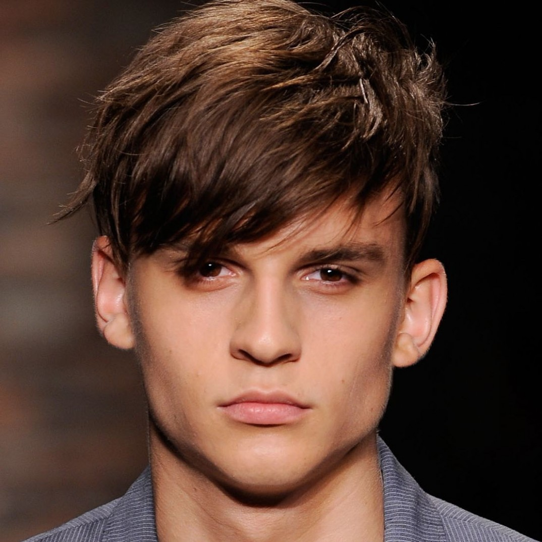 10 Long-On-Top Hairstyles for Men