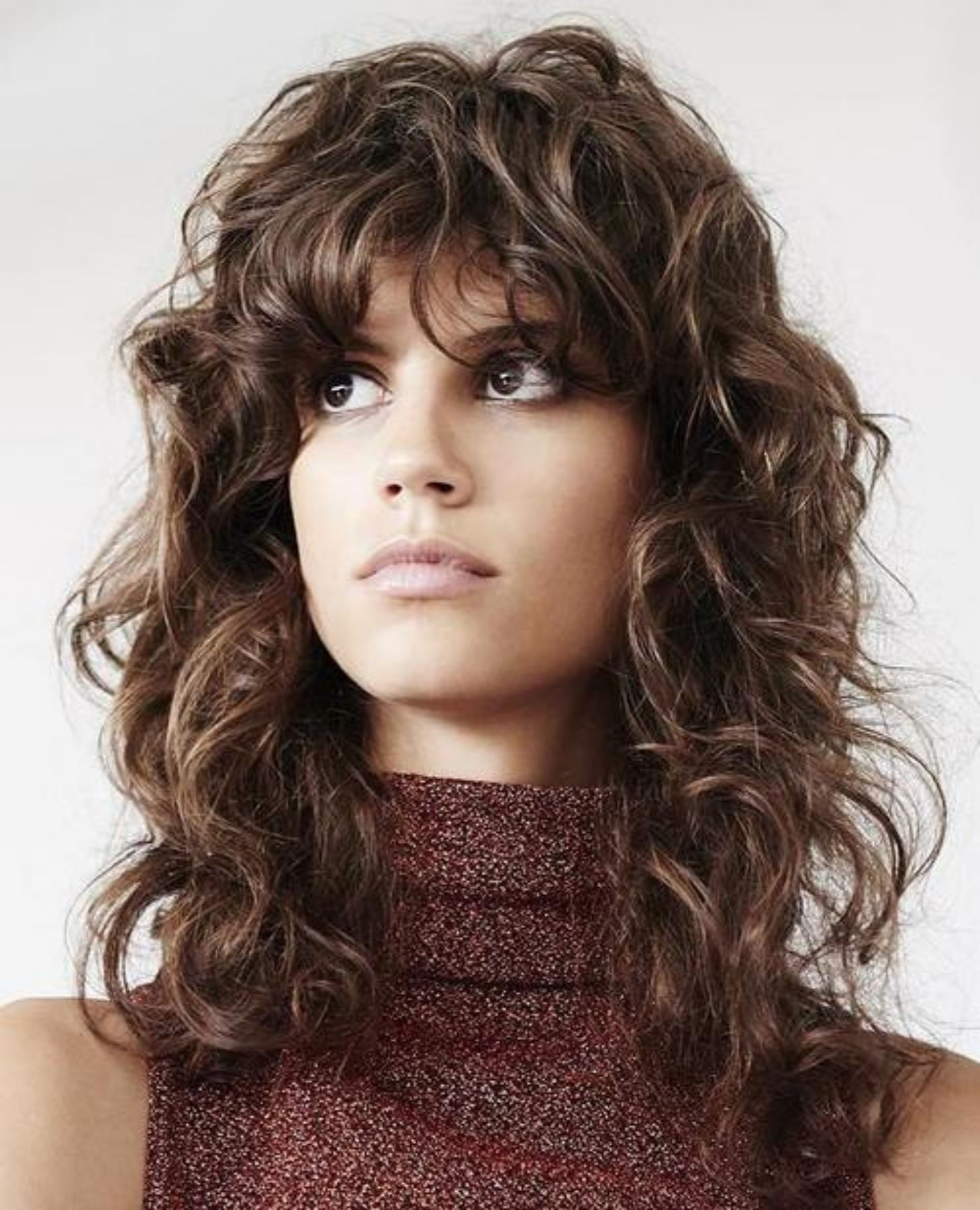 10 Lovely Long Shag Haircuts For Effortless Stylish Looks Long Long Curly Shaggy Hairstyles