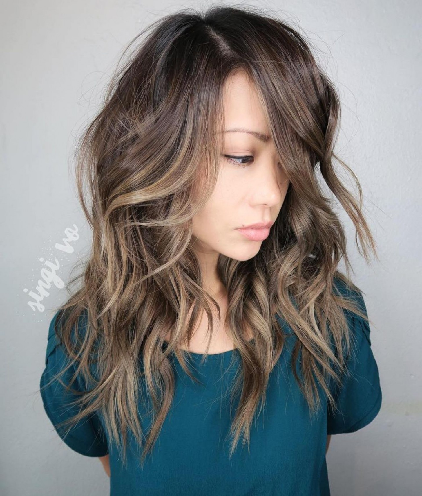 10 Most Beneficial Haircuts For Thick Hair Of Any Length Haircut Long Thick Hairstyles