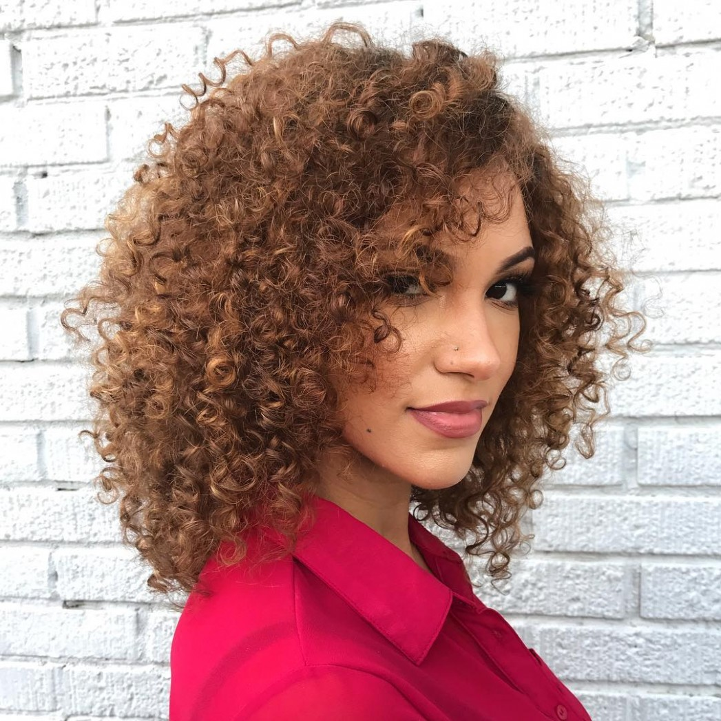 10 Natural Curly Hairstyles & Curly Hair Ideas To Try In 10 Hairstyles For Very Curly Hair