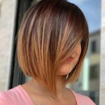 10 Newest Bob With Bangs Ideas To Suit Any Taste Hair Adviser Inverted Bob With Side Bangs