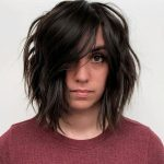 10 Newest Bob With Bangs Ideas To Suit Any Taste Hair Adviser Lob With Long Bangs