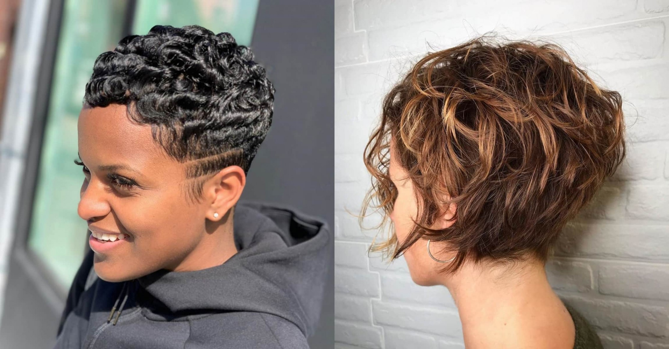 10 Perfect Looks For Short Curly Hair StylesRant Hairstyles To Do With Short Curly Hair