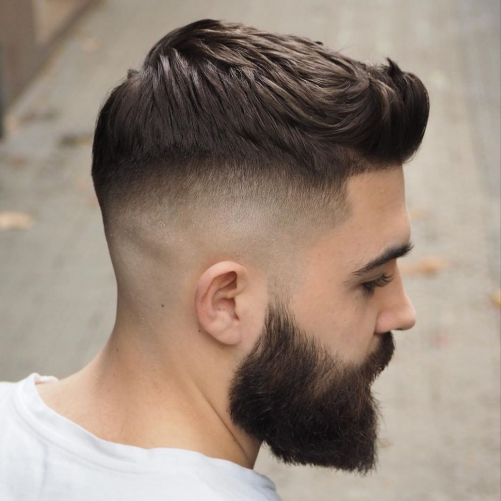 10 Quiff Haircuts That You Must Try In December 10 Short Quiff