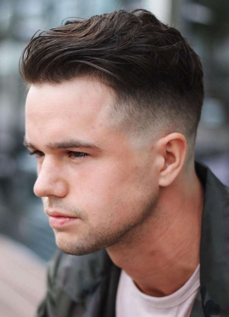 10 Selected Haircuts For Guys With Round Faces Best Hairstyle For Round Face Men