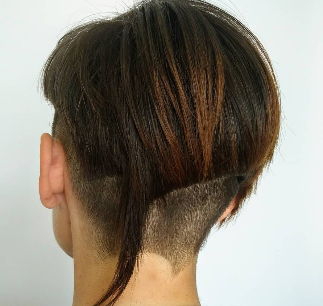 10 Short Brunette Hairstyles And New Trends In 10 Short Brunette Hairstyles
