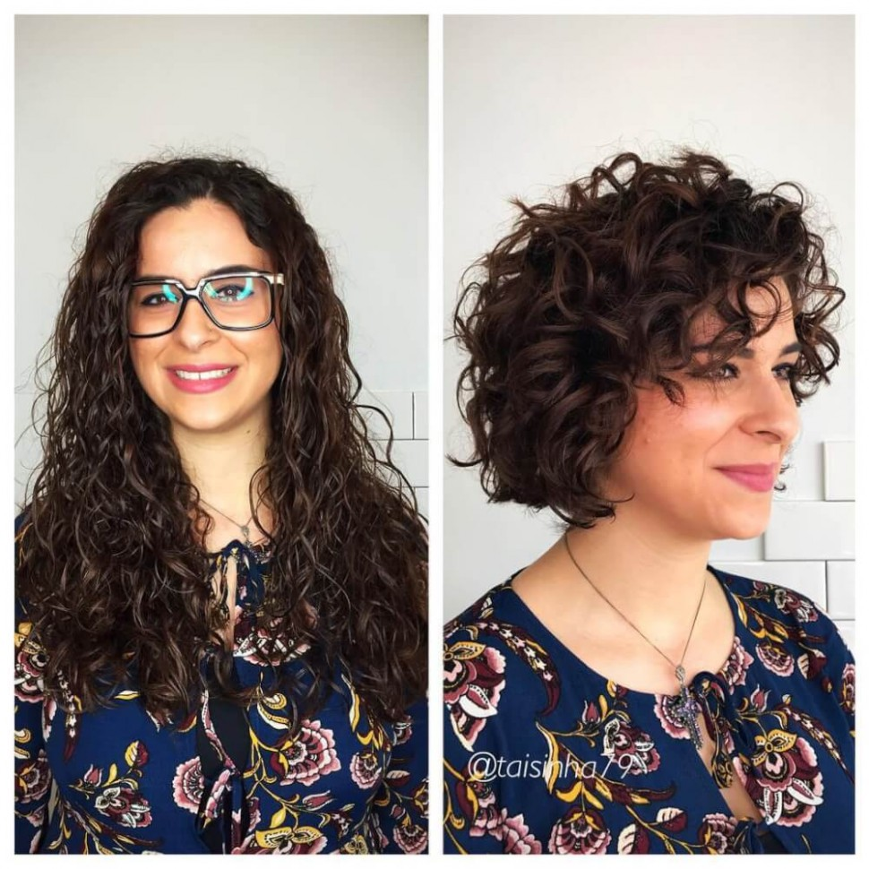 10 Short Curly Hairstyles To Enhance Your Face Shape Hairstyles To Do With Short Curly Hair