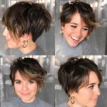 10 Short Hairstyles For Round Faces And Thin Hair – Short Hair Models Short Hair For Round Chubby Face