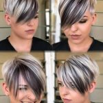 10 Short Hairstyles For Round Faces With Slimming Effect Hadviser Short Hair For Round Chubby Face