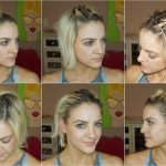 10 Short Hairstyles For The Gym Workout Hairstyles For Short Hair