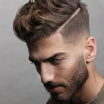 10 Short On Sides Long On Top Haircuts For Men Man Haircuts Short Sides Long Top Haircut Name
