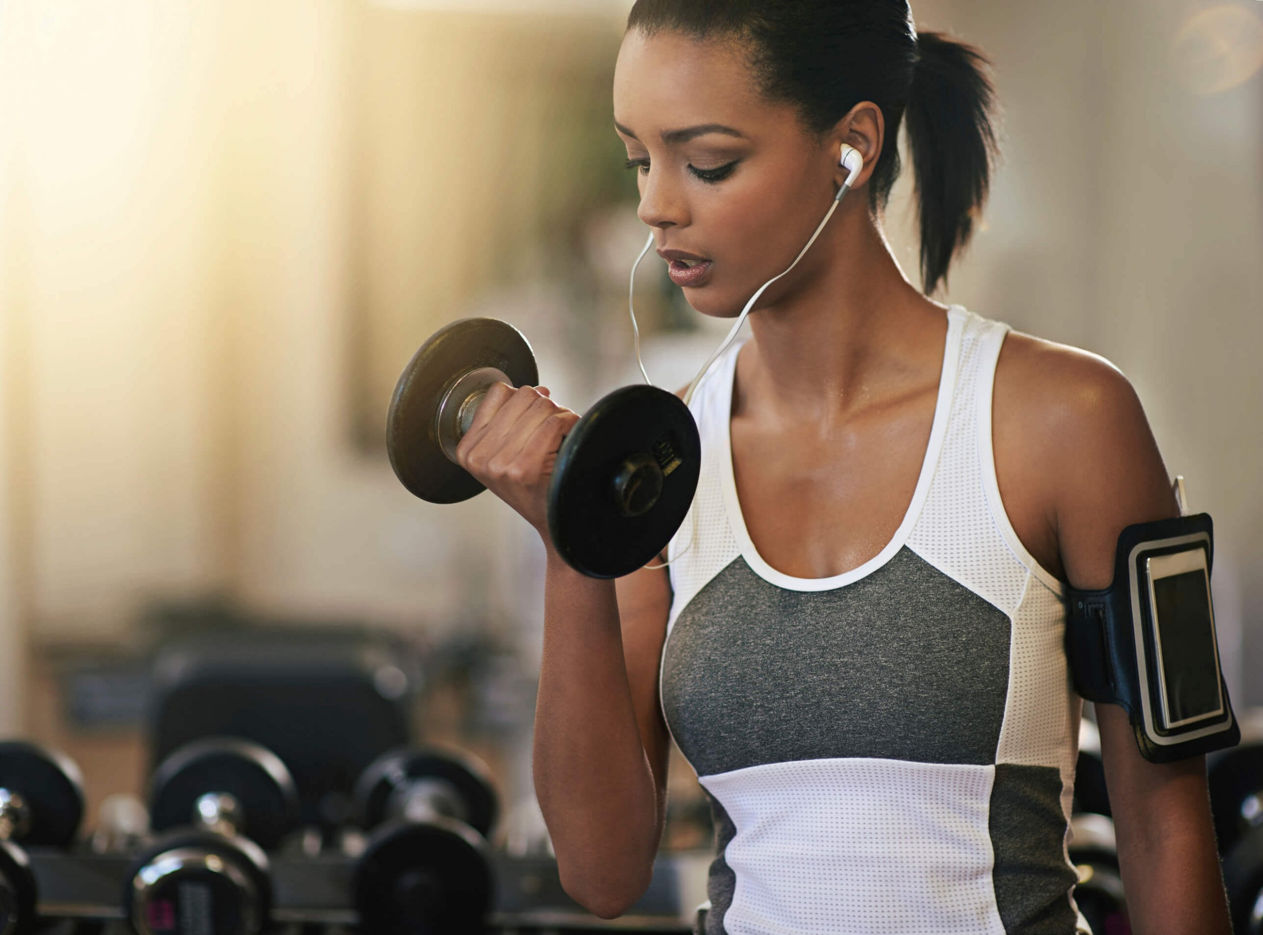 10 Sporty Hairstyles For Short Hair To Rock In The Gym Workout Hairstyles For Short Hair