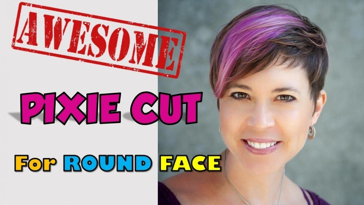 10 Stunning Pixie Cut For Round Face Pixie Cut For Round Chubby Face