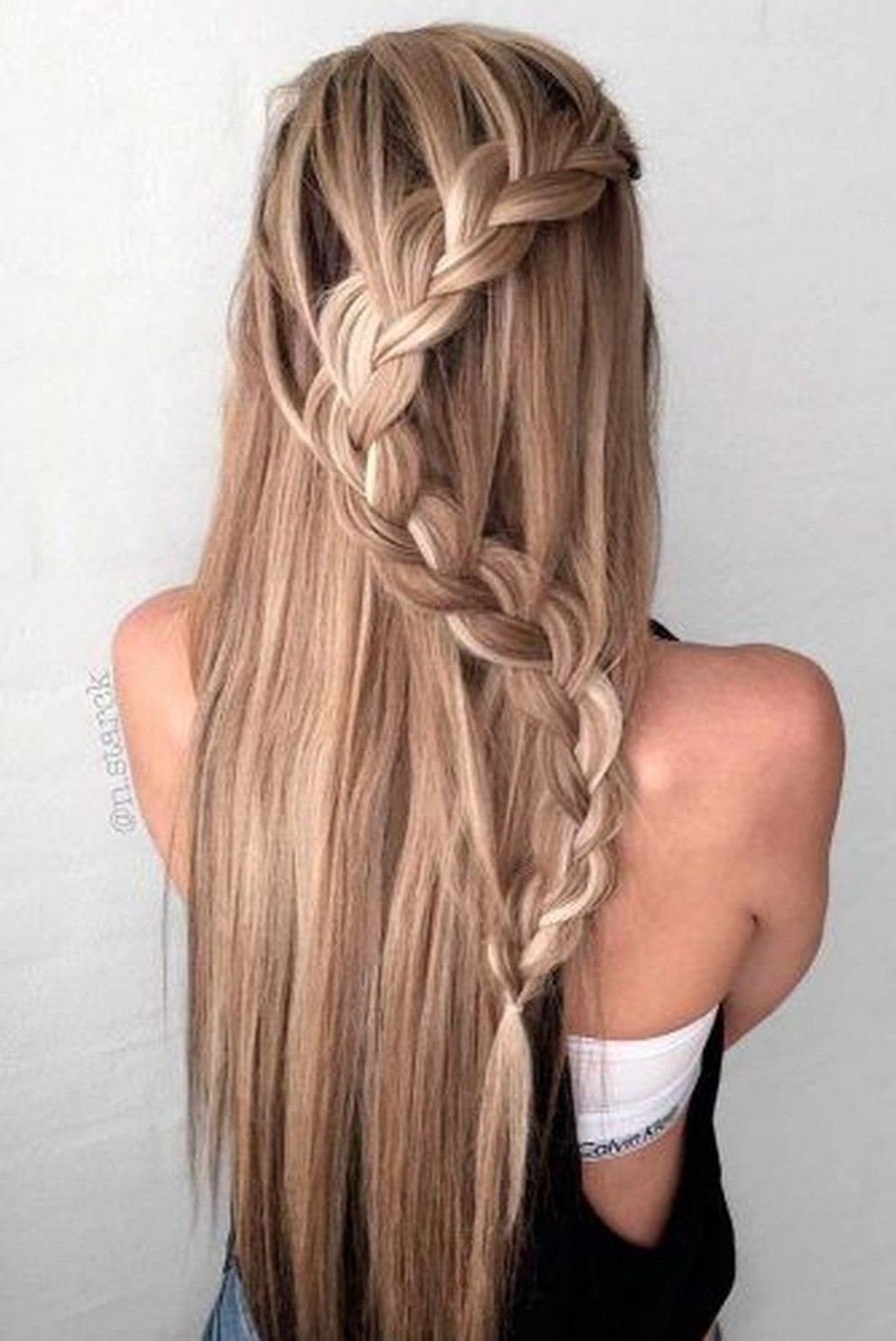 10 Stylish Casual Prom Hairstyles Ideas For Your Beautiful Night Prom Straight Hairstyles