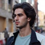 10 Stylish Long Hairstyles For Men > Updated December 10 Cool Long Hairstyles