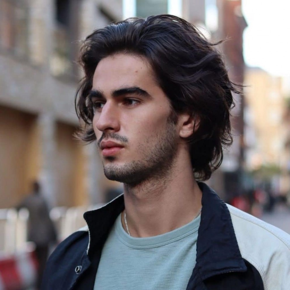 10 Stylish Long Hairstyles For Men > Updated December 10 Haircuts For Guys With Long Hair