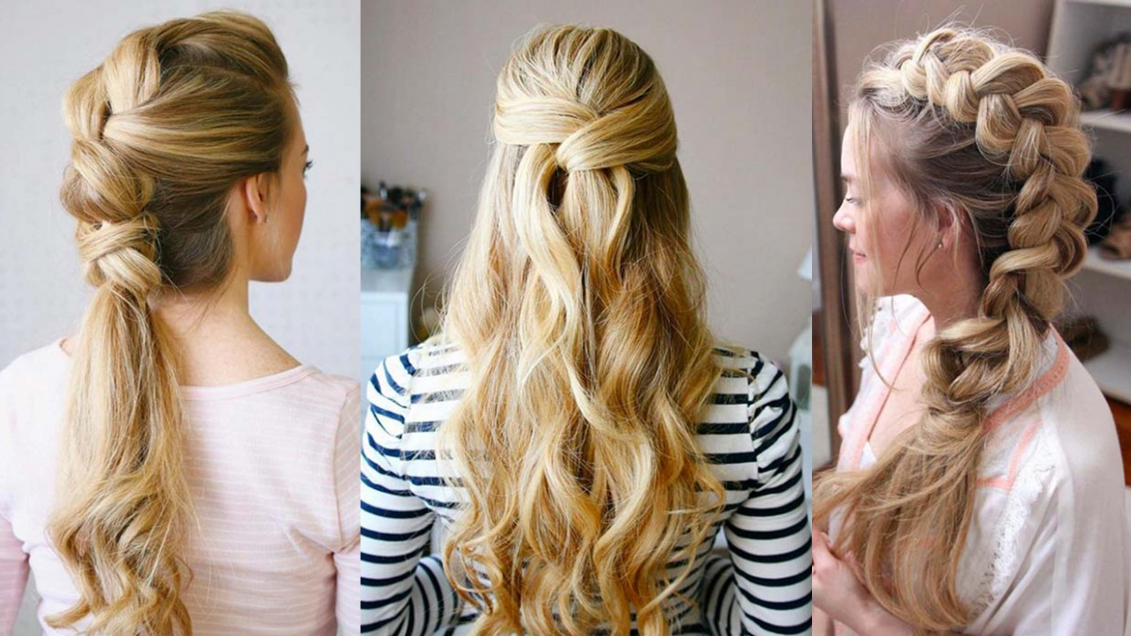 10 Trendy Long Hairstyles For Women To Try In 10 Fashionisers© Hairstyles For Long Hair