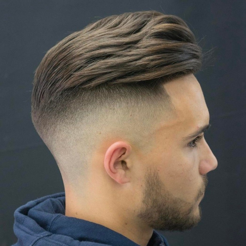 10 Ultra Cool High Fade Haircuts For Men Mens Haircuts Fade Mens Haircut Fade Long On Top
