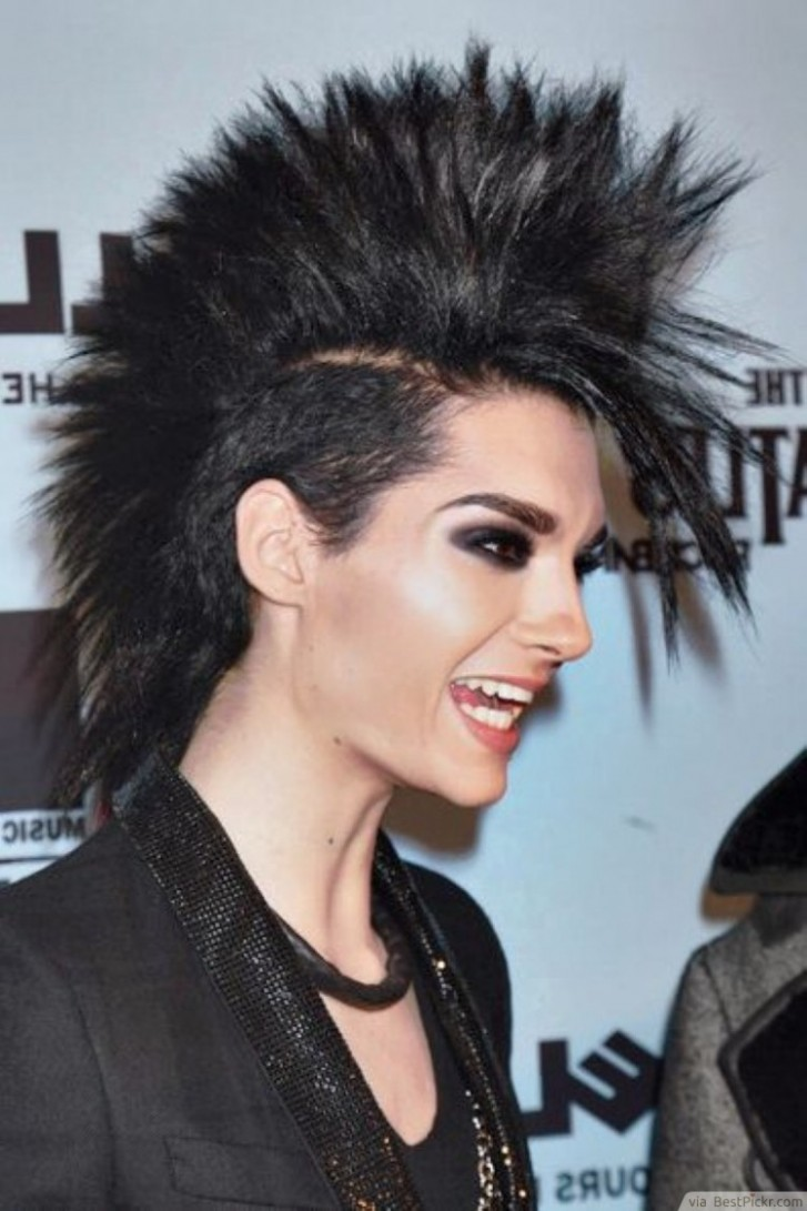 10 Unique Punk Hairstyles For Girls In 10 BestPickr Long Punk Hair