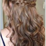 10 Whimsical Half Up Half Down Hairstyles You Can Wear For All Curly Half Updo