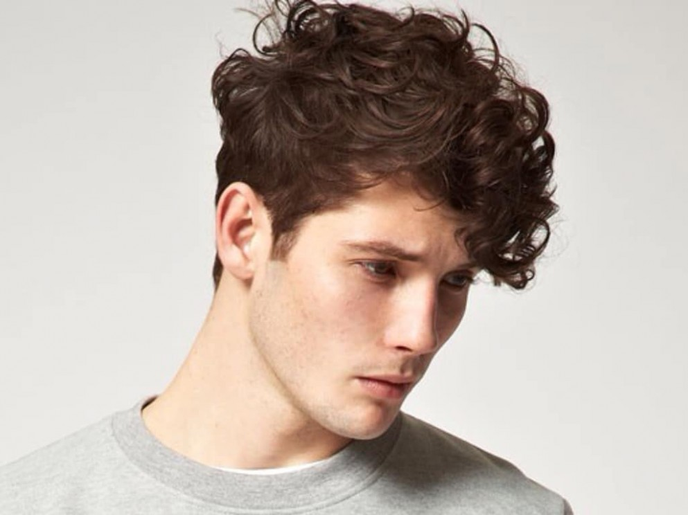 11 Awesome Curly / Wavy Hairstyles for Men!  Outsons  Men's